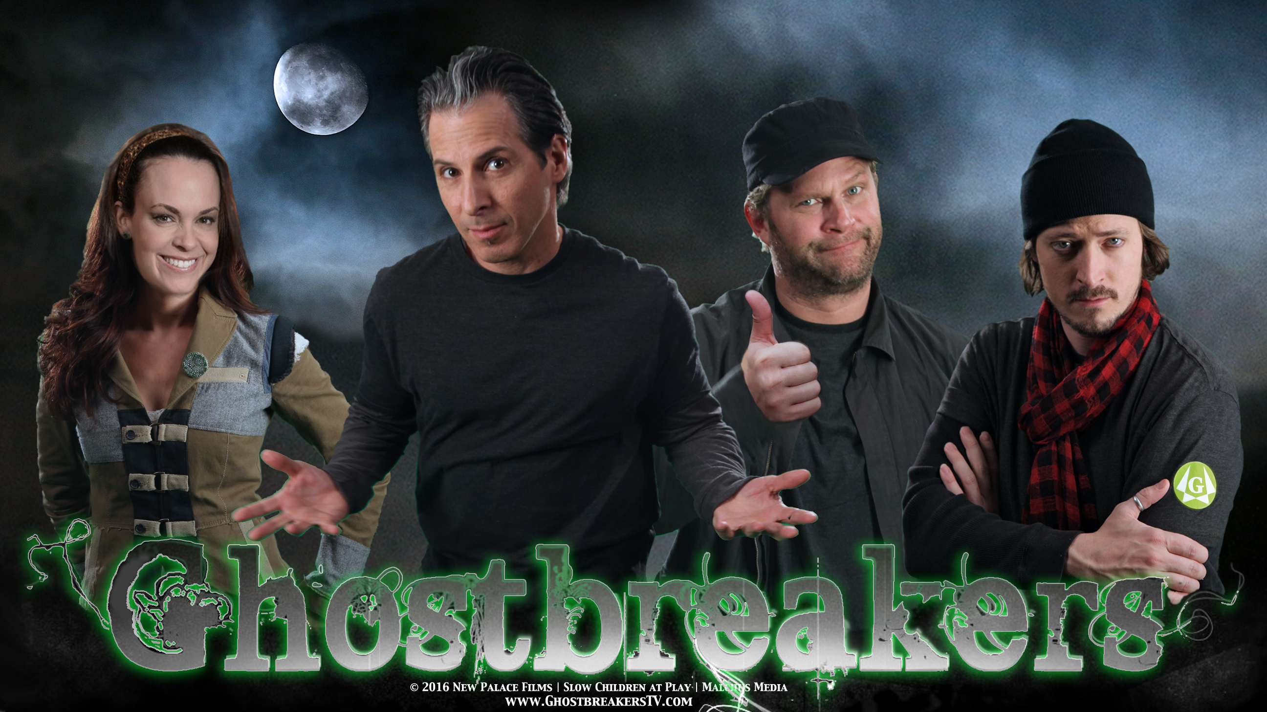 ghostbreakers cast promo full moon