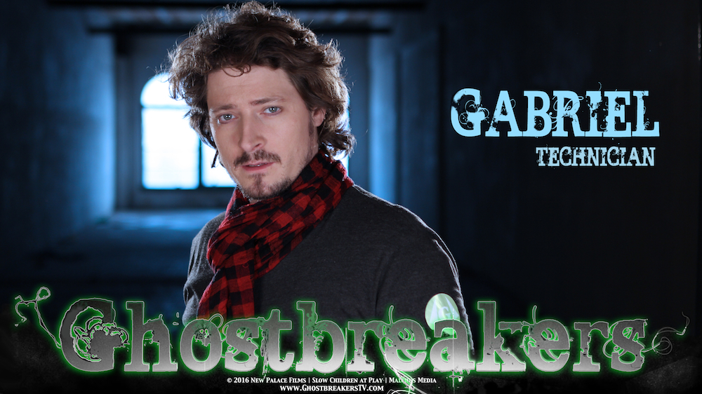 Ghostbreakers Cast Photo Gabriel