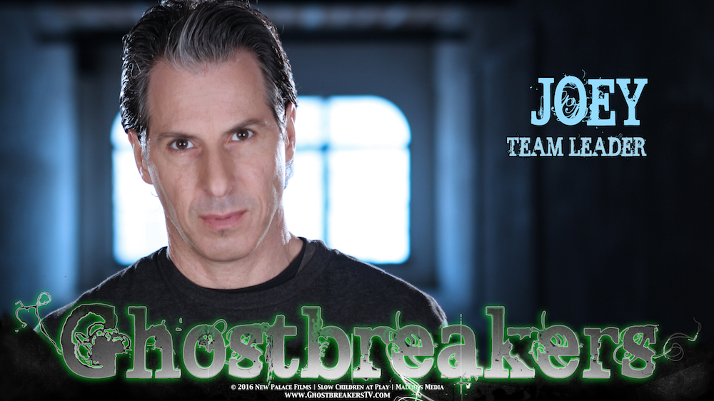 Ghostbreakers Cast Photo Joey