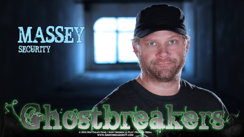 Ghostbreakers Cast Photo Massey