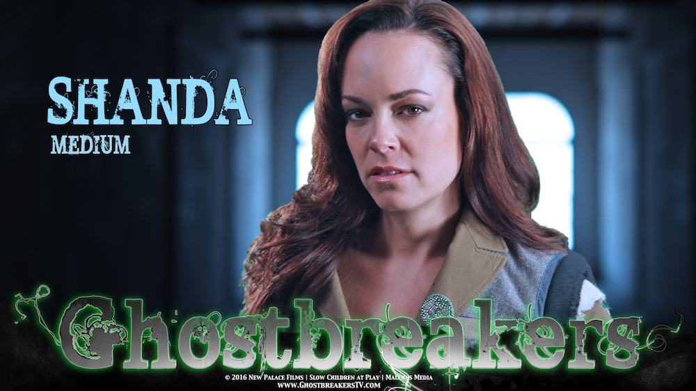Ghostbreakers Cast Photo Shanda