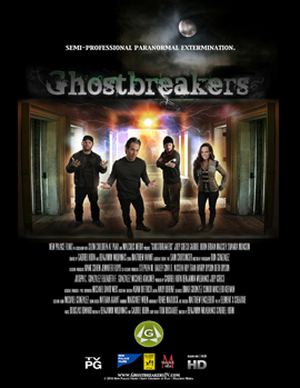 Ghostbreakers TV Poster